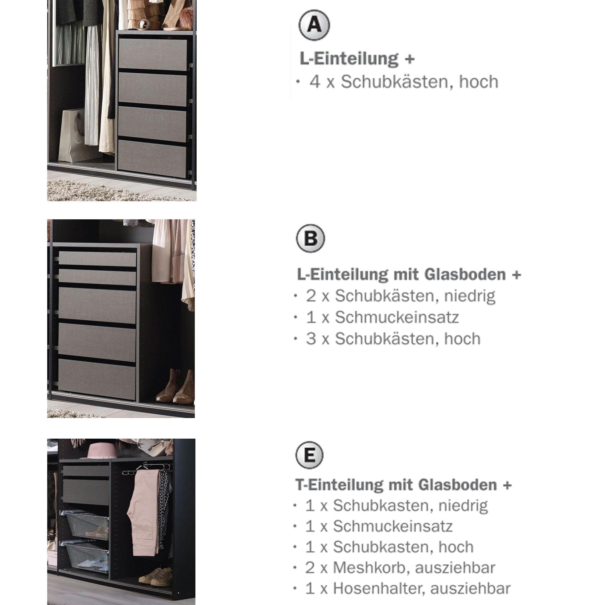 rauch yourjoyce kleiderschrank ohne t ren m bel letz. Black Bedroom Furniture Sets. Home Design Ideas