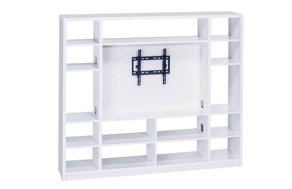 raumteiler cableboard mit tv halterung von maja m bel m bel letz ihr online shop. Black Bedroom Furniture Sets. Home Design Ideas