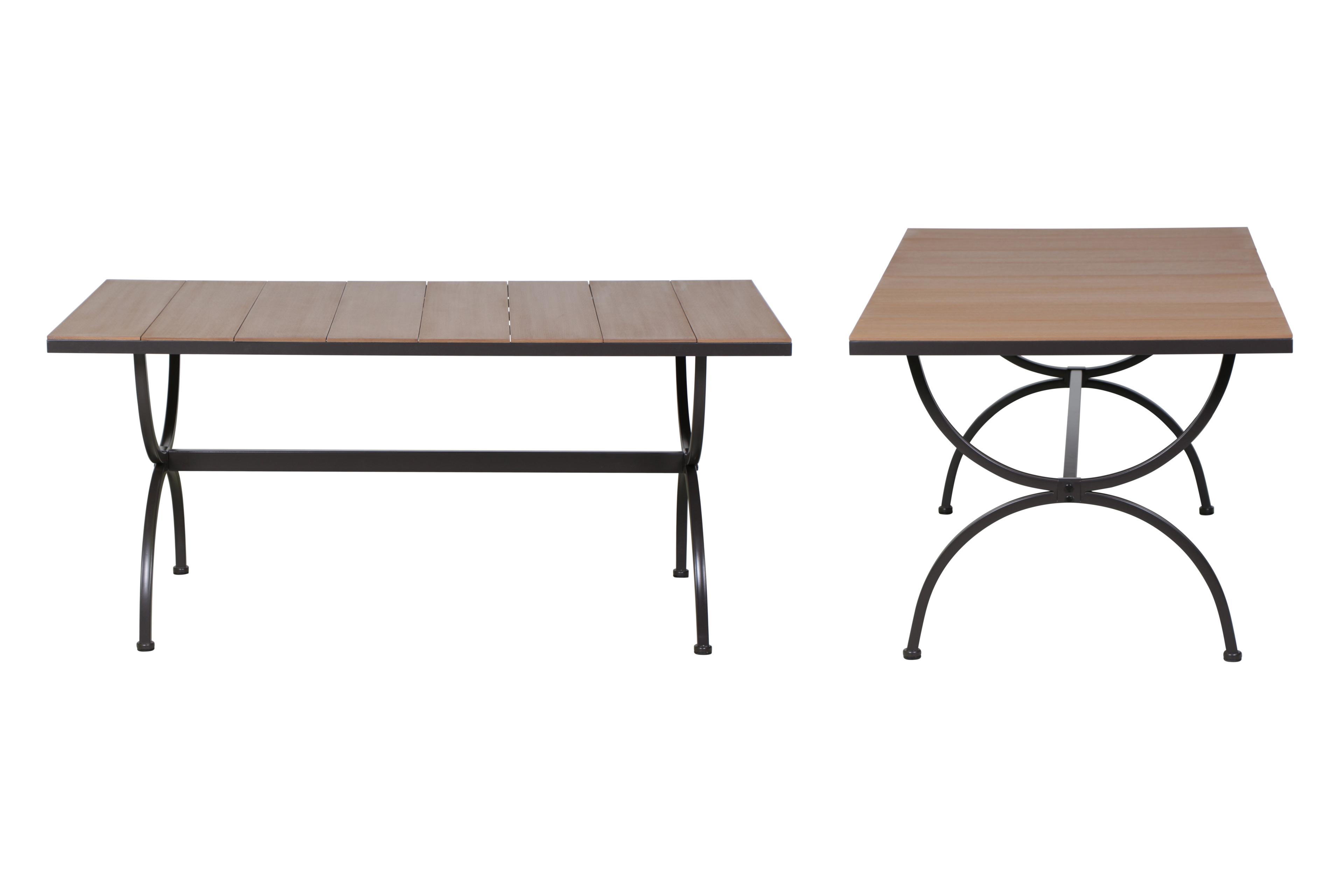 gartentisch romeo interior design und m bel ideen. Black Bedroom Furniture Sets. Home Design Ideas