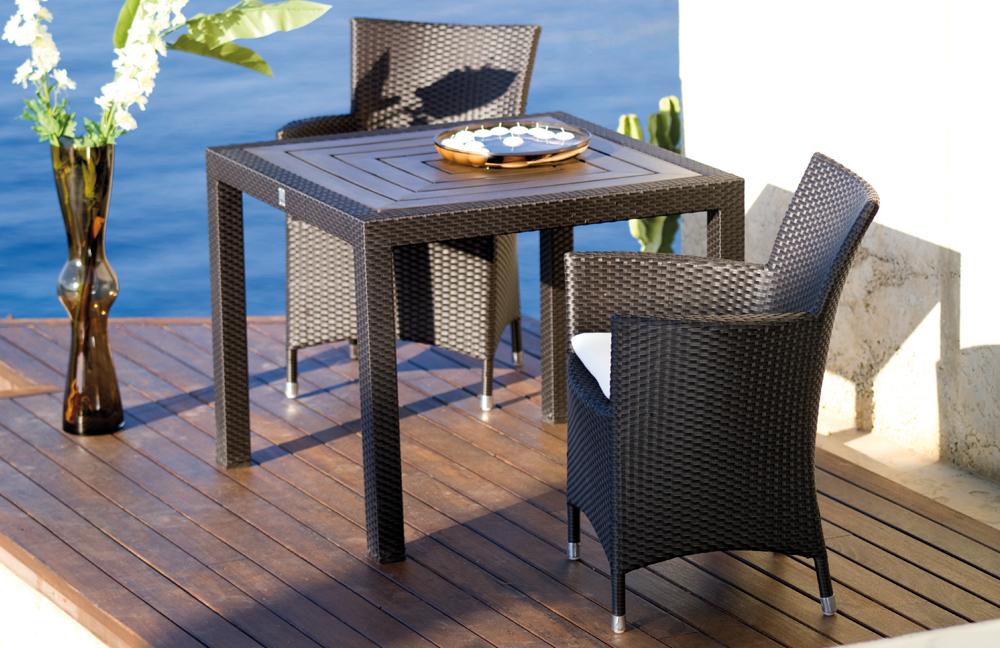 mbm objekt gartenm bel set bellini mocca m bel letz. Black Bedroom Furniture Sets. Home Design Ideas