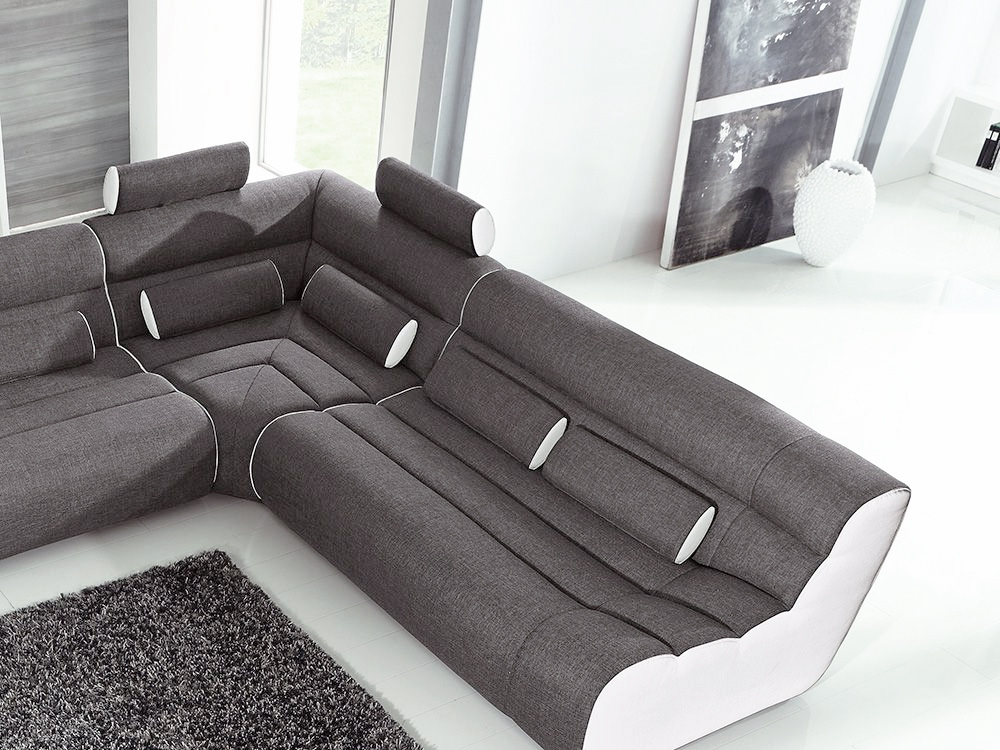 New look m bel sofa elements anthrazit wei m bel letz for Wohnlandschaft elemente