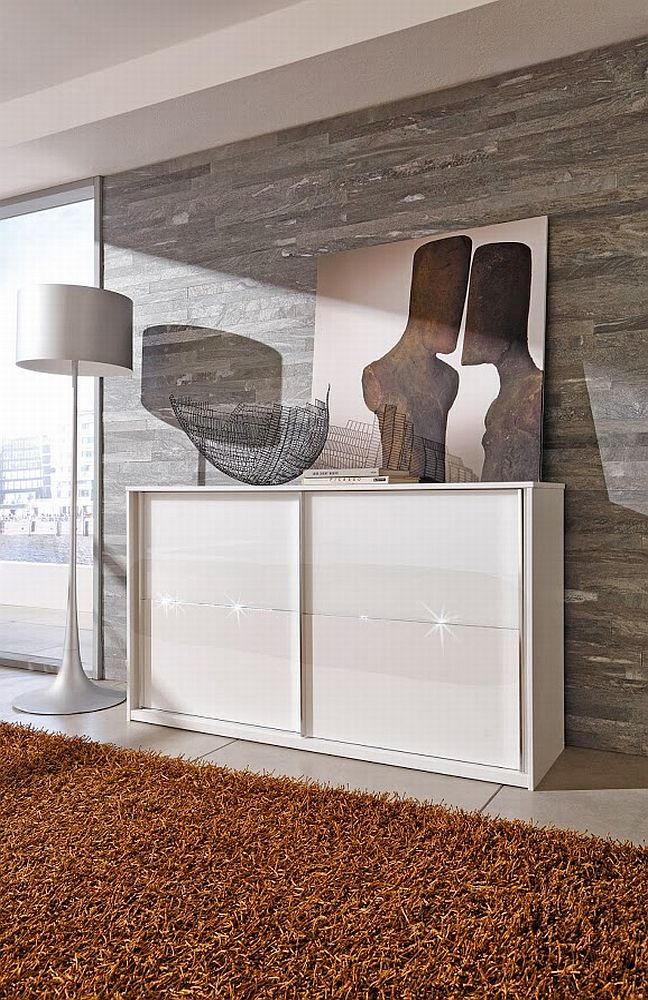 Nolte Nachttisch Wei Fabulous Moderner Nachttisch Holz Rechteckig