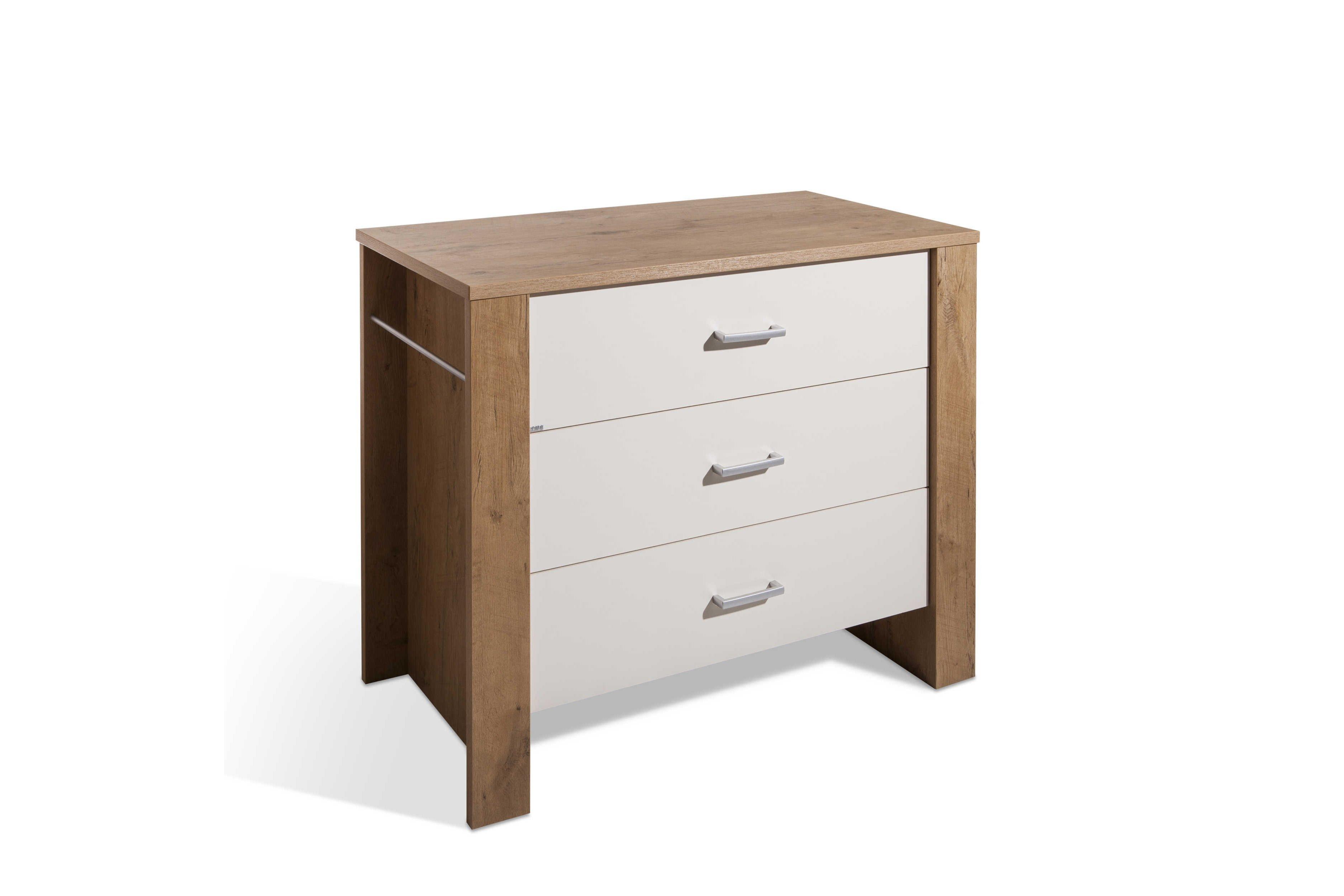 paidi babyzimmer henrik eiche m bel letz ihr online shop. Black Bedroom Furniture Sets. Home Design Ideas