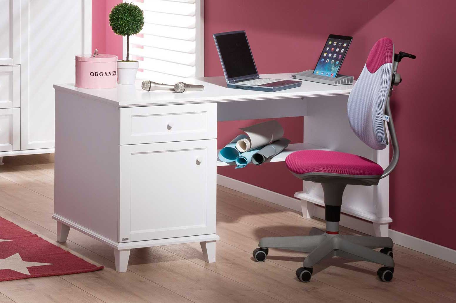 kinderzimmer sophia von paidi mit traumbett m bel letz ihr online shop. Black Bedroom Furniture Sets. Home Design Ideas