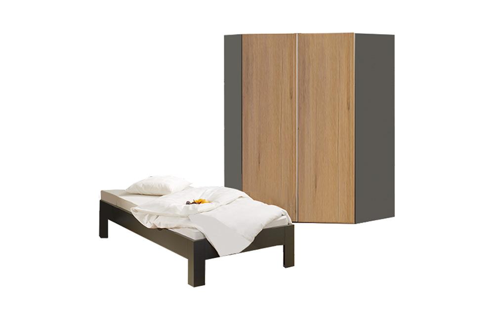 rudolf jugendzimmer fiftytwo loop grau wildeiche m bel. Black Bedroom Furniture Sets. Home Design Ideas