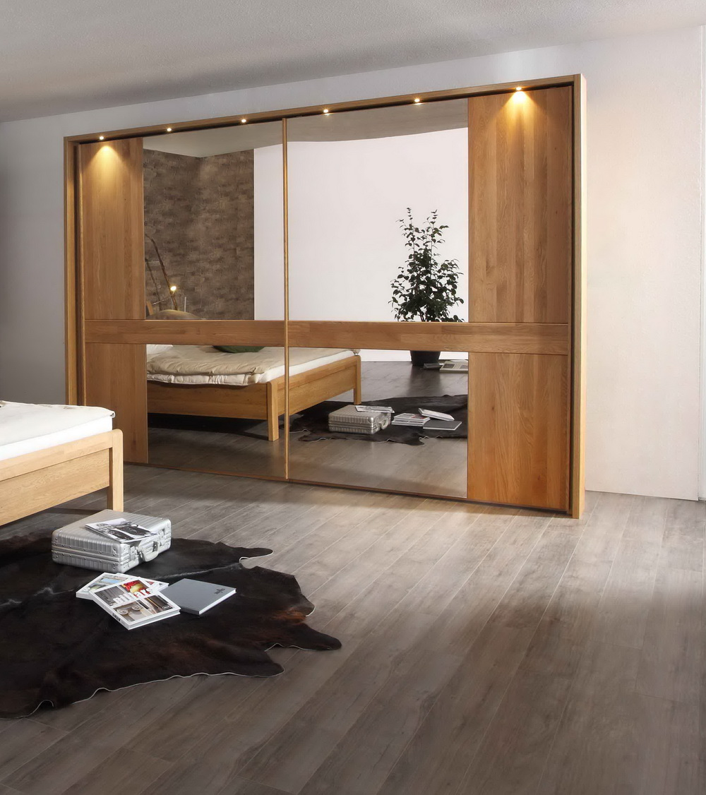 schlafzimmer faro von wiemann in eiche set 1 m bel letz ihr online shop. Black Bedroom Furniture Sets. Home Design Ideas
