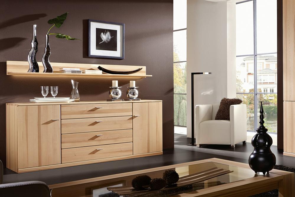 rietberger m belwerke wohnwand lyon allegro 4151. Black Bedroom Furniture Sets. Home Design Ideas