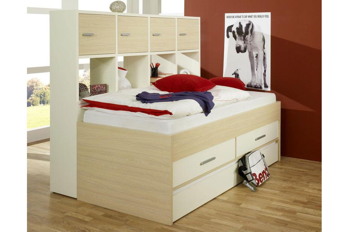 rudolf loop jugendzimmer mit absetzung rot m bel letz ihr online shop. Black Bedroom Furniture Sets. Home Design Ideas