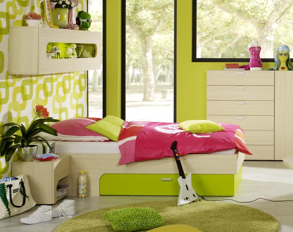 rudolf jugendzimmer max i absetzung gr n m bel letz. Black Bedroom Furniture Sets. Home Design Ideas