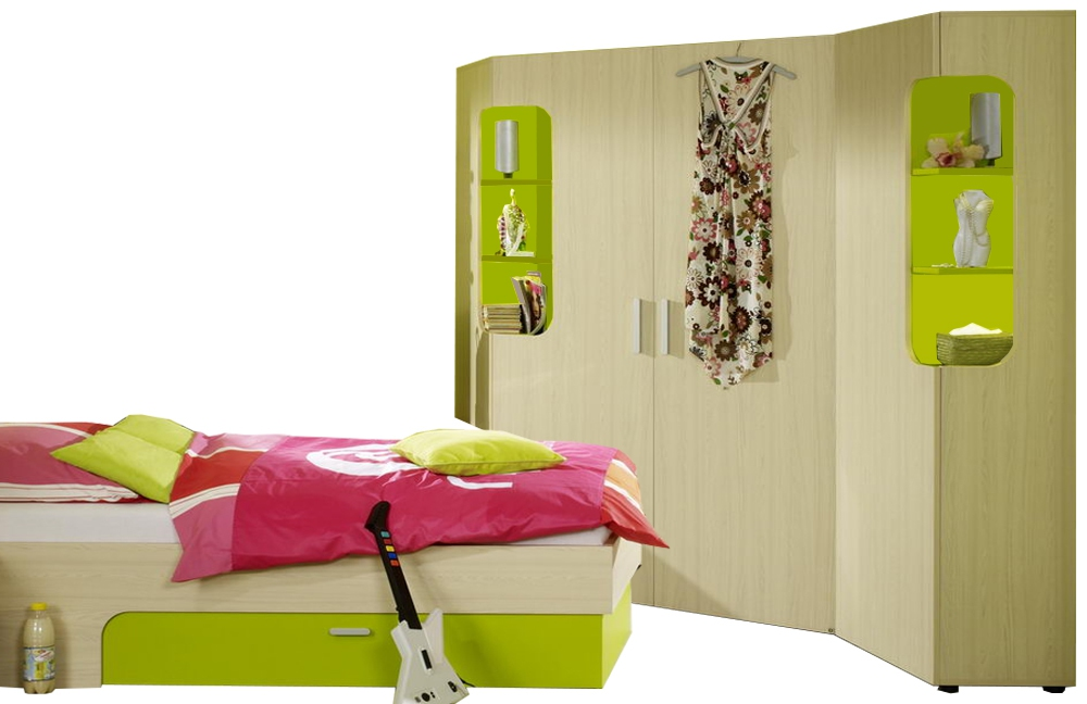 rudolf jugendzimmer max i absetzung gr n m bel letz ihr online shop. Black Bedroom Furniture Sets. Home Design Ideas
