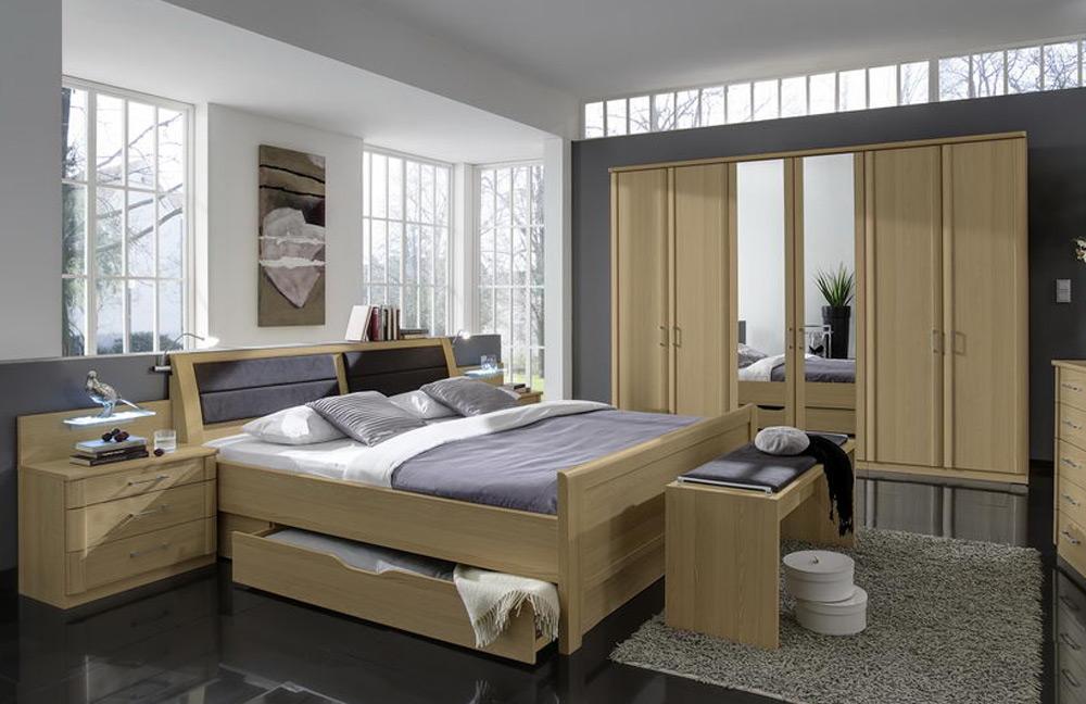 Wiemann Luxor Schlafzimmer Goldahorn  Möbel Letz - Ihr Online-Shop
