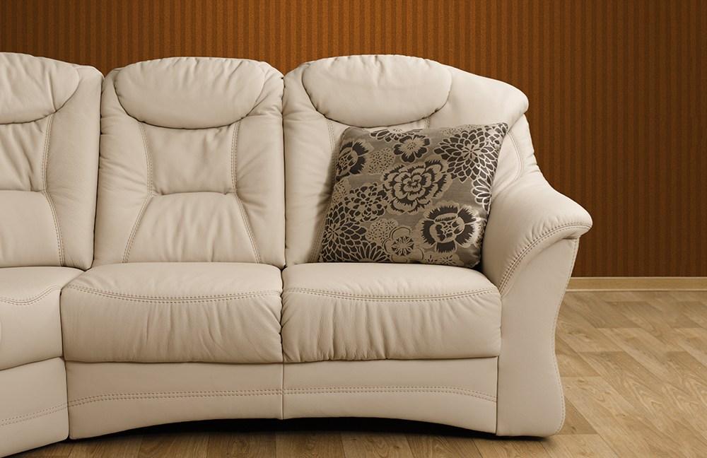himolla polsterm bel 1551 polsterecke in creme m bel. Black Bedroom Furniture Sets. Home Design Ideas