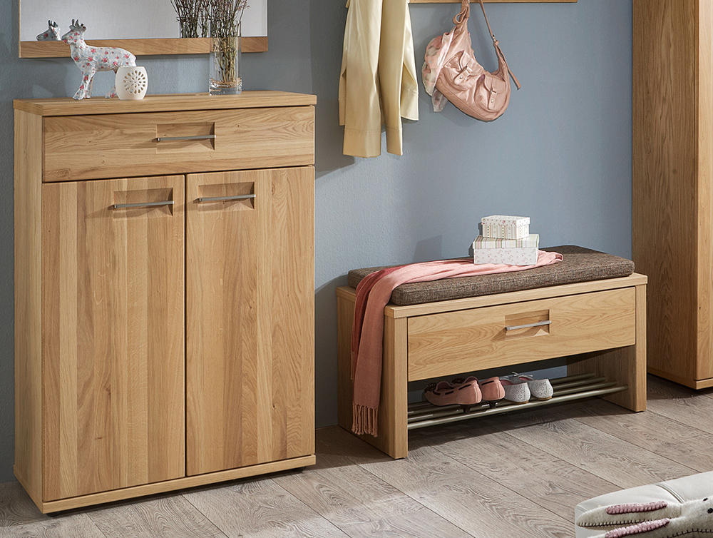 voss m bel garderobe montana in wildeiche m bel letz ihr online shop. Black Bedroom Furniture Sets. Home Design Ideas