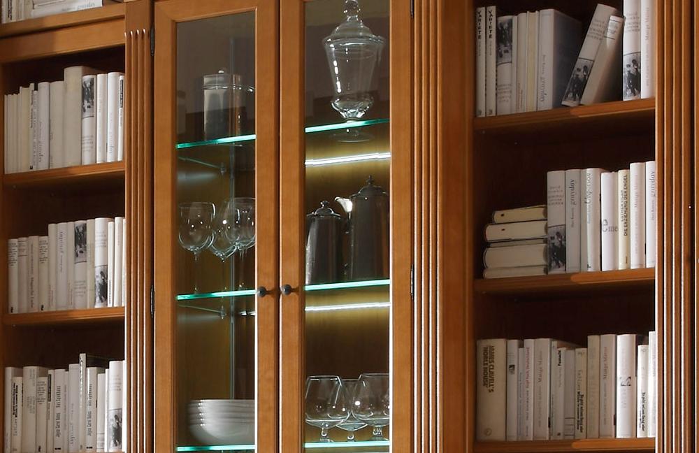 wohnwand maison v 608 kirschbaum von wehrsdorfer m bel. Black Bedroom Furniture Sets. Home Design Ideas