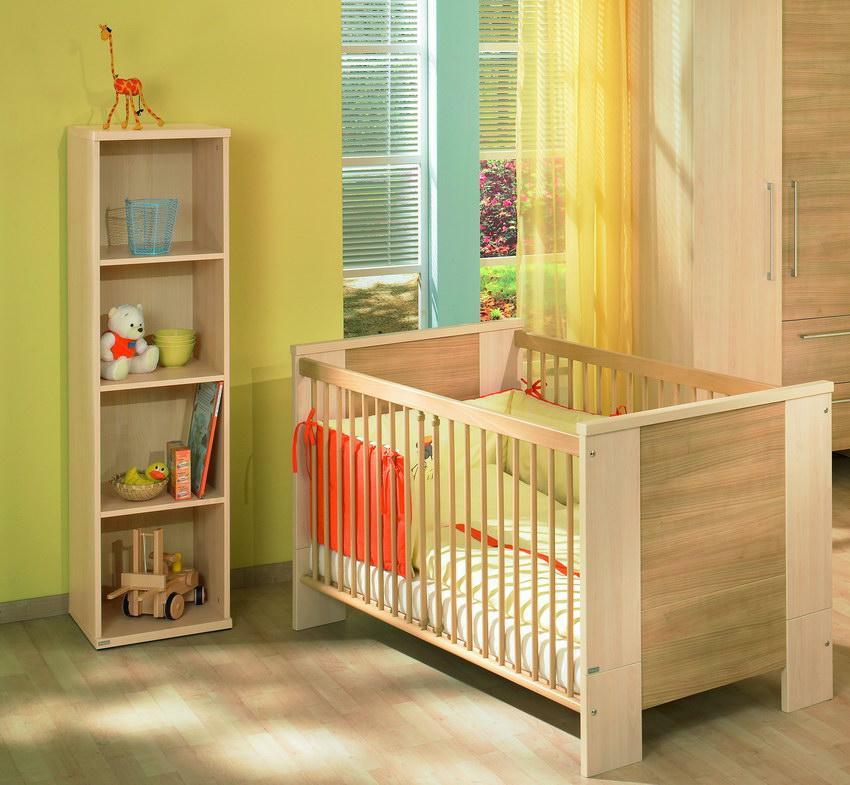 Paidi babyzimmer bruno birne kirsche m bel letz ihr online shop - Babyzimmer bruno ...