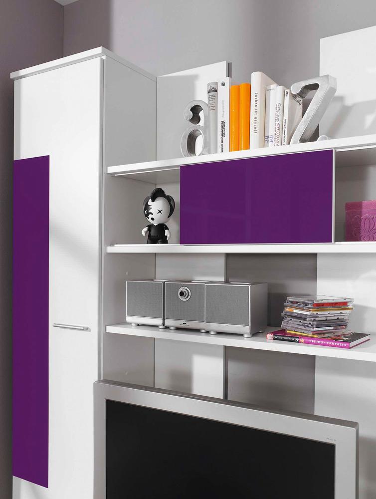 rauch georgia jugendzimmer lila m bel letz ihr online shop. Black Bedroom Furniture Sets. Home Design Ideas