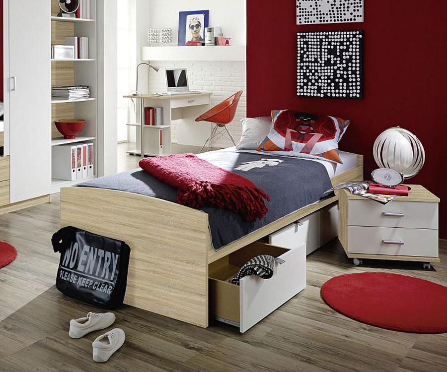 rauch point jugendzimmer wei eiche m bel letz ihr online shop. Black Bedroom Furniture Sets. Home Design Ideas