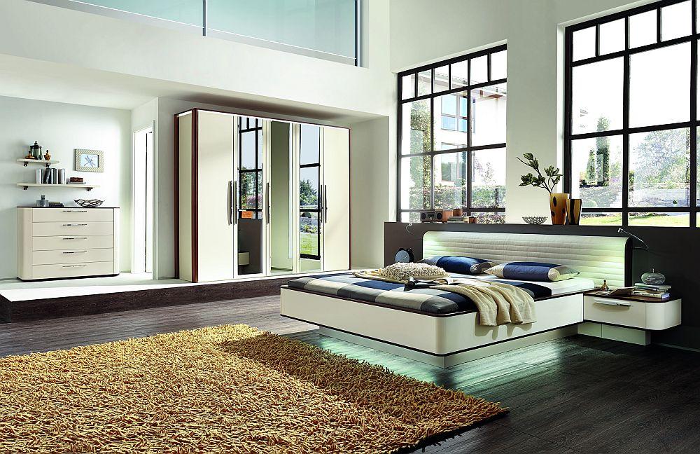 nolte delbr ck schlafzimmer. Black Bedroom Furniture Sets. Home Design Ideas