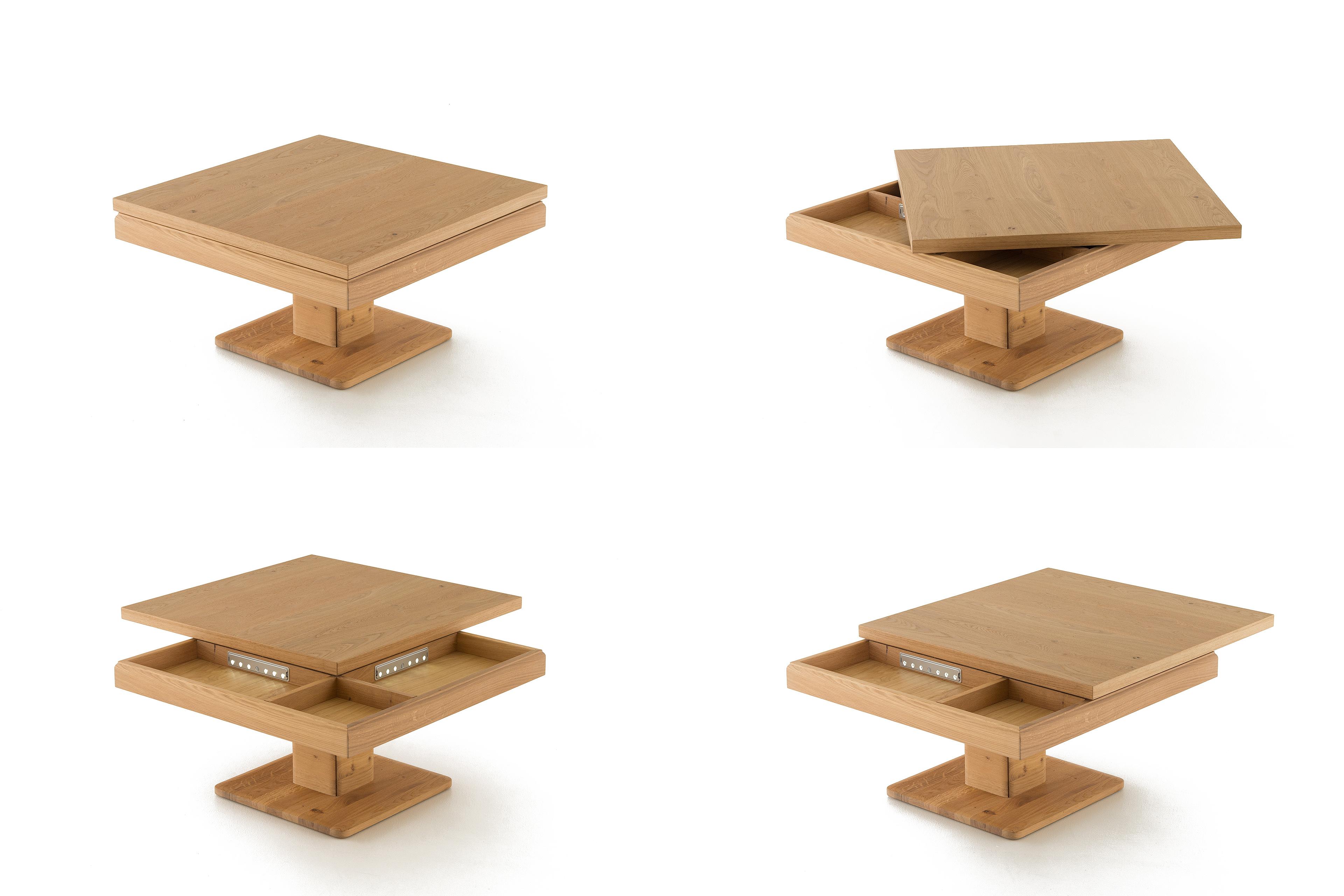 couchtisch in massiver wildeiche v loft von voglauer m bel letz ihr online shop. Black Bedroom Furniture Sets. Home Design Ideas