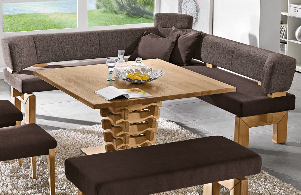 eckbank brunch kacie von k w polsterm bel m bel letz ihr online shop. Black Bedroom Furniture Sets. Home Design Ideas