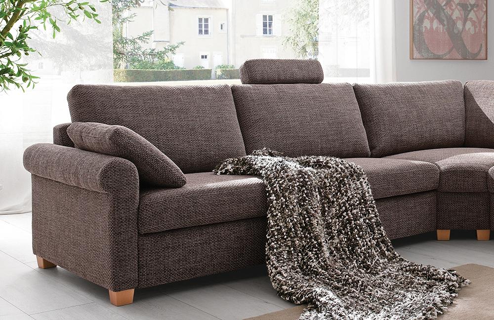 sofa intermezzo braun von candy m bel letz ihr. Black Bedroom Furniture Sets. Home Design Ideas