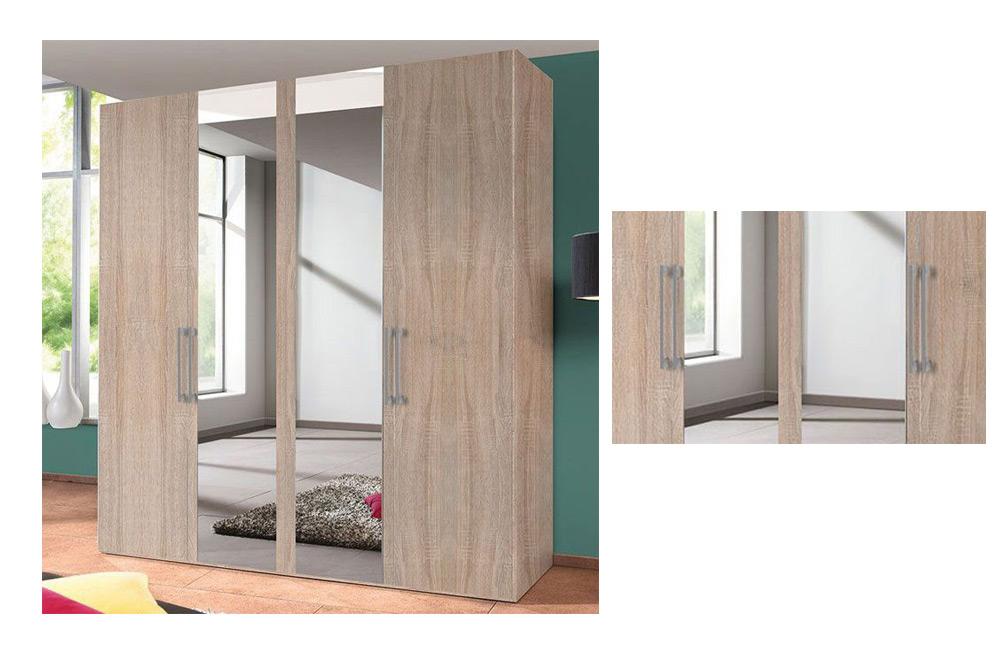 express brooklyn schrank mit 2 spiegeln m bel letz ihr online shop. Black Bedroom Furniture Sets. Home Design Ideas