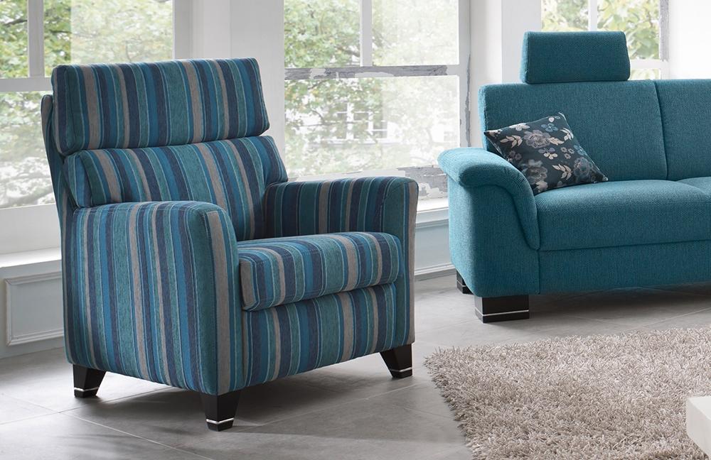 ponsel west sofagruppe t rkis m bel letz ihr online shop. Black Bedroom Furniture Sets. Home Design Ideas
