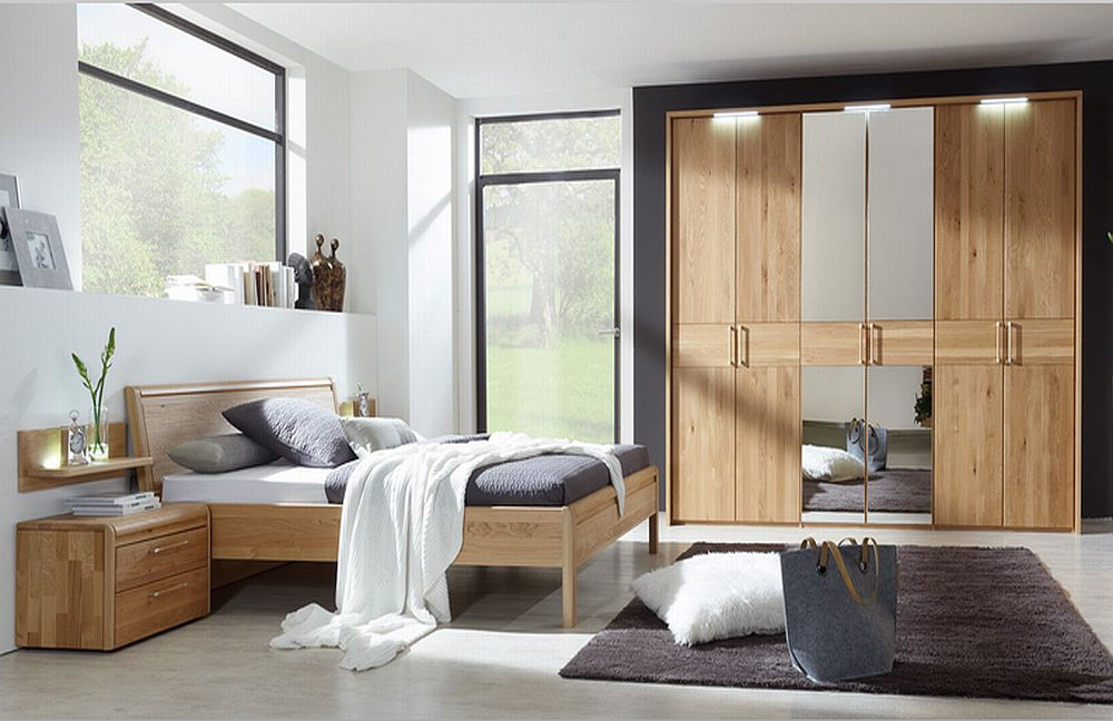 casa m von disselkamp schlafzimmer eiche massiv m bel letz ihr online shop. Black Bedroom Furniture Sets. Home Design Ideas