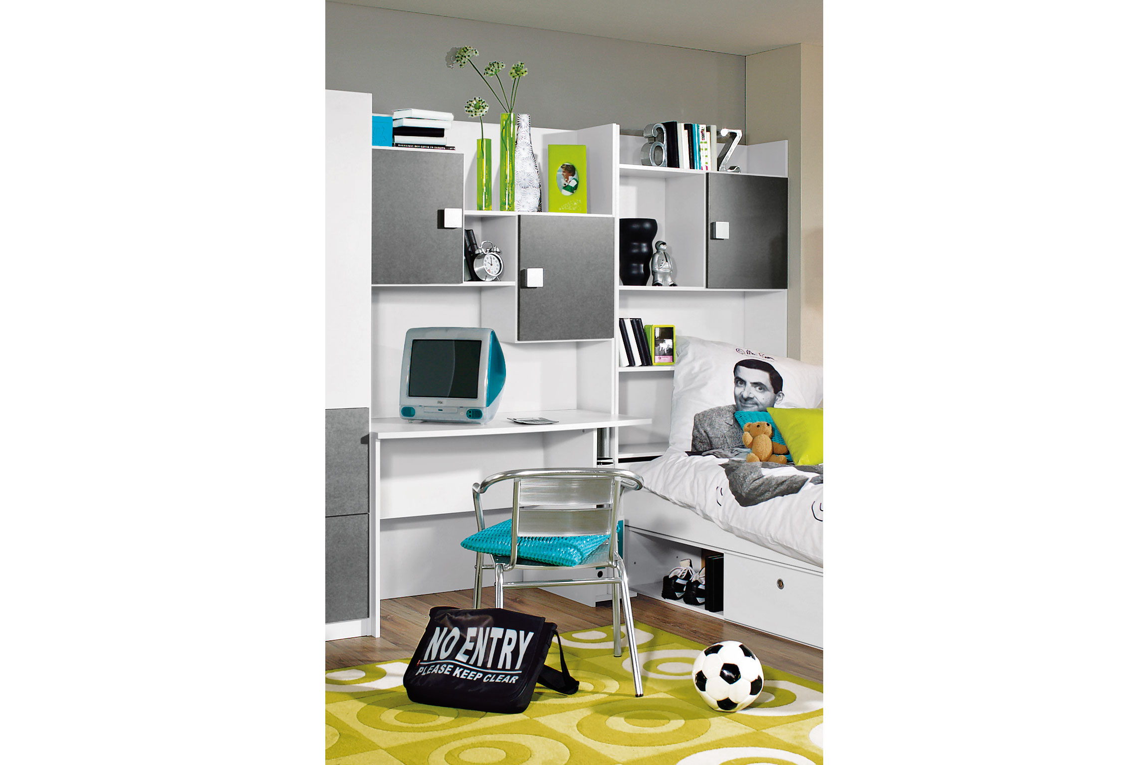 rauch skate jugendzimmer wei grau m bel letz ihr online shop. Black Bedroom Furniture Sets. Home Design Ideas