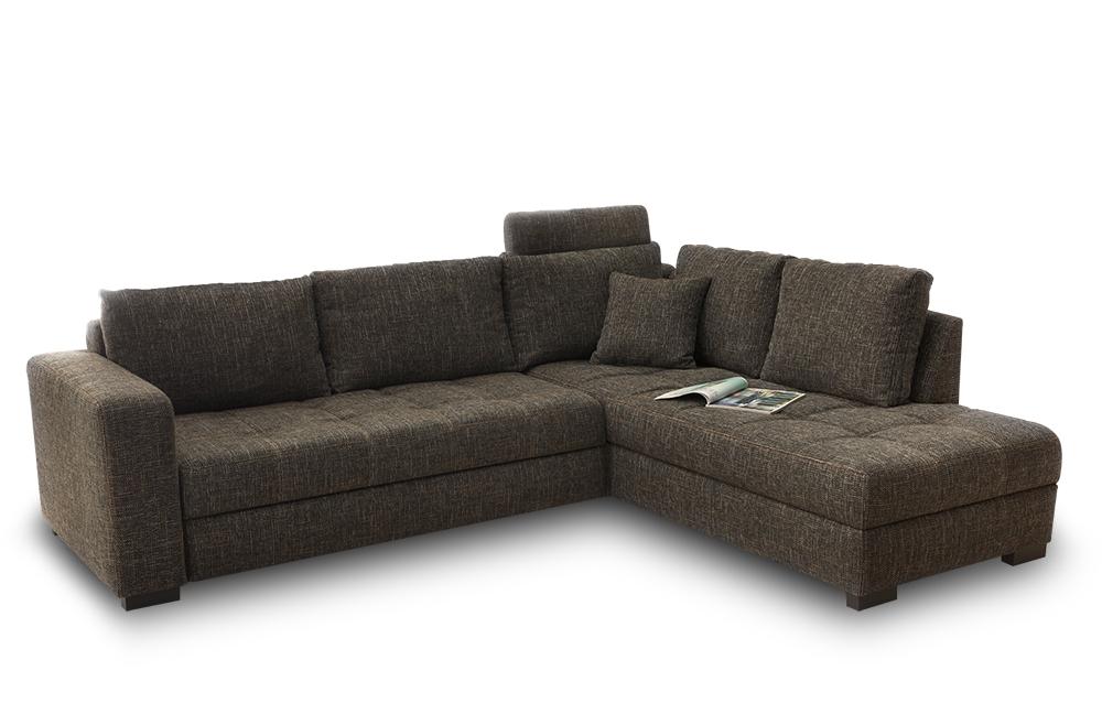 polstergarnitur aura in braun von jockenh fer m bel letz. Black Bedroom Furniture Sets. Home Design Ideas
