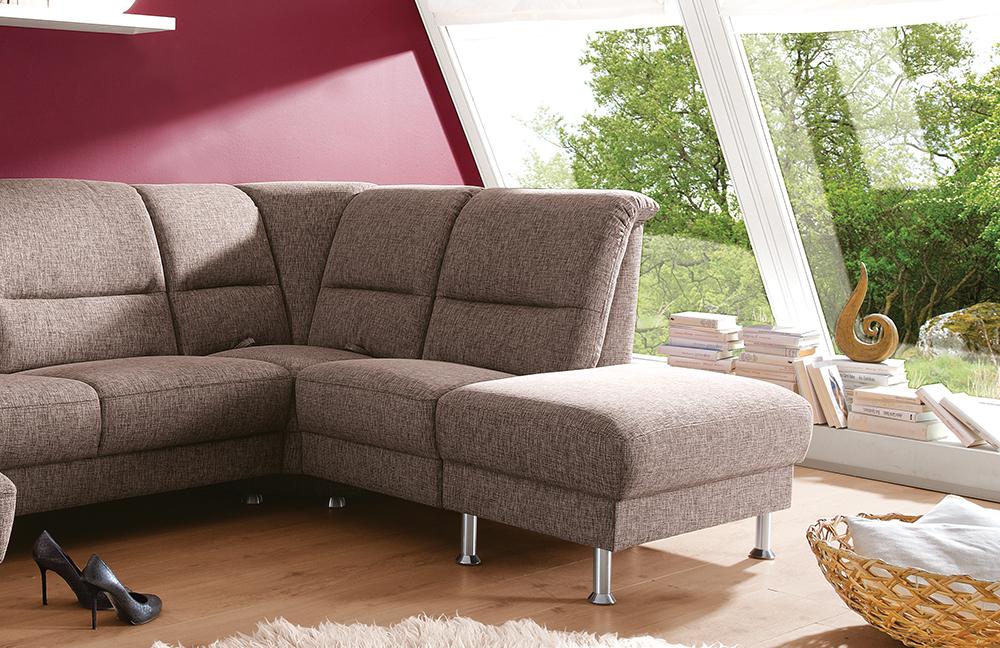 gruber polsterm bel corvette wohnlandschaft braun m bel letz ihr online shop. Black Bedroom Furniture Sets. Home Design Ideas