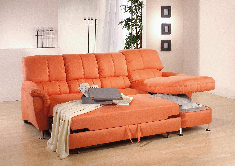 zehdenick ecksofa orange farini s ferrara m bel letz. Black Bedroom Furniture Sets. Home Design Ideas