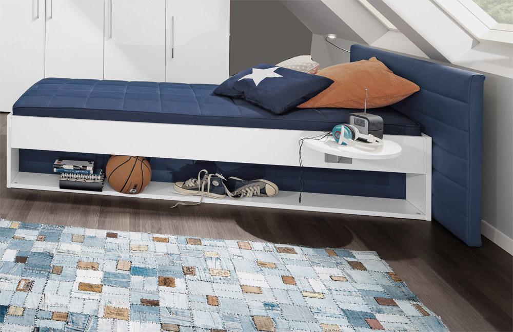 wellem bel jugendwunder hochglanz saphirblau m bel letz. Black Bedroom Furniture Sets. Home Design Ideas