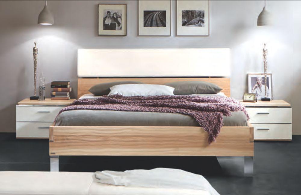 thielemeyer schlafzimmer loft strukturesche glas | möbel letz