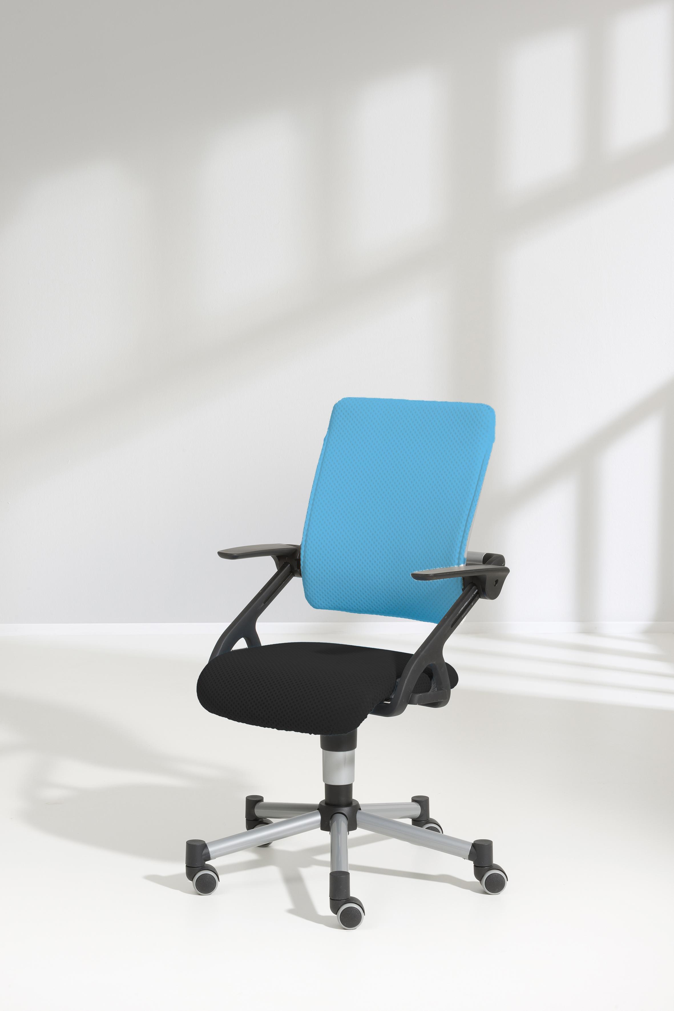 paidi b rostuhl f r kinder tio schwarz wei m bel letz ihr online shop. Black Bedroom Furniture Sets. Home Design Ideas