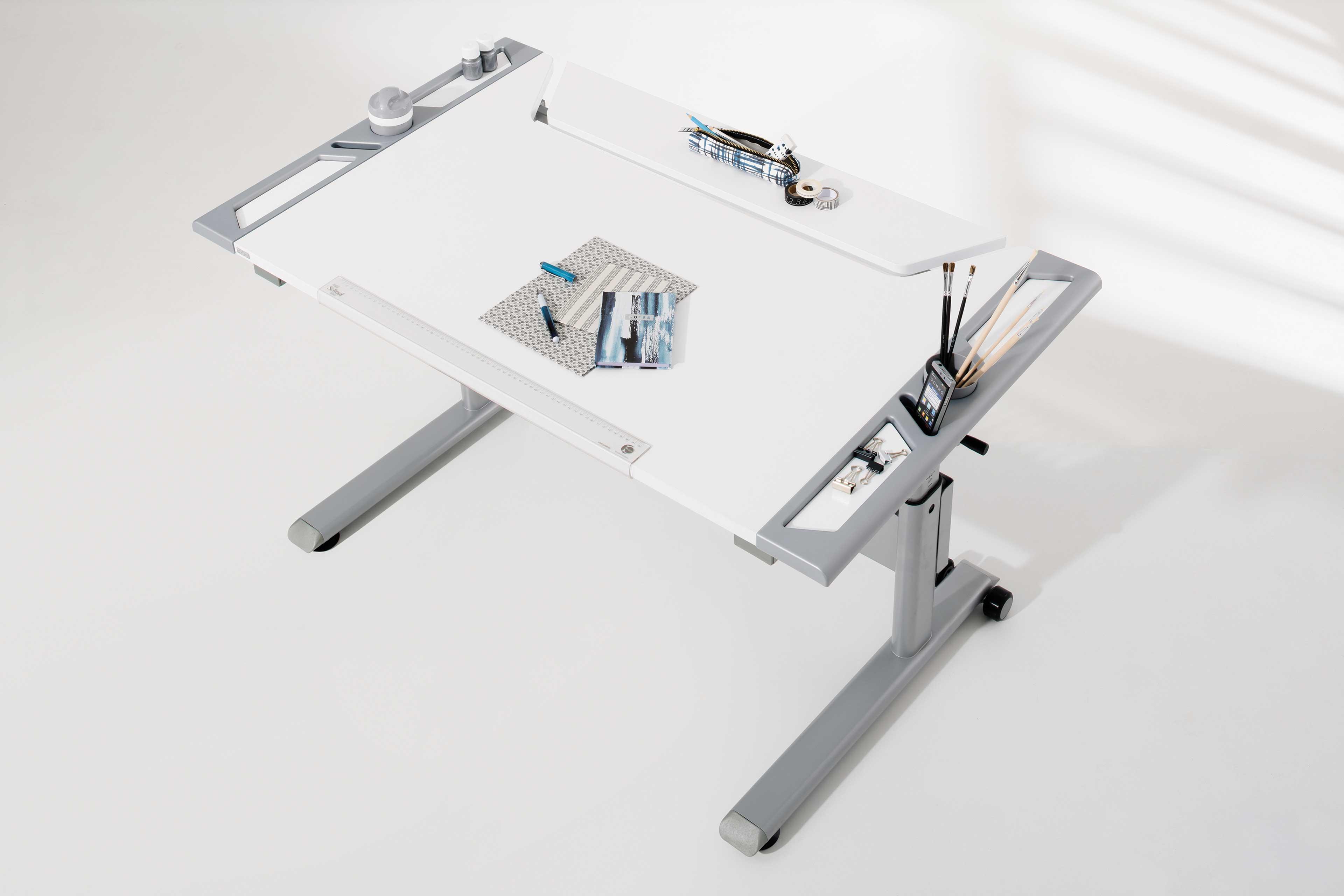 paidi tablo schreibtisch neigbar ecru m bel letz ihr. Black Bedroom Furniture Sets. Home Design Ideas