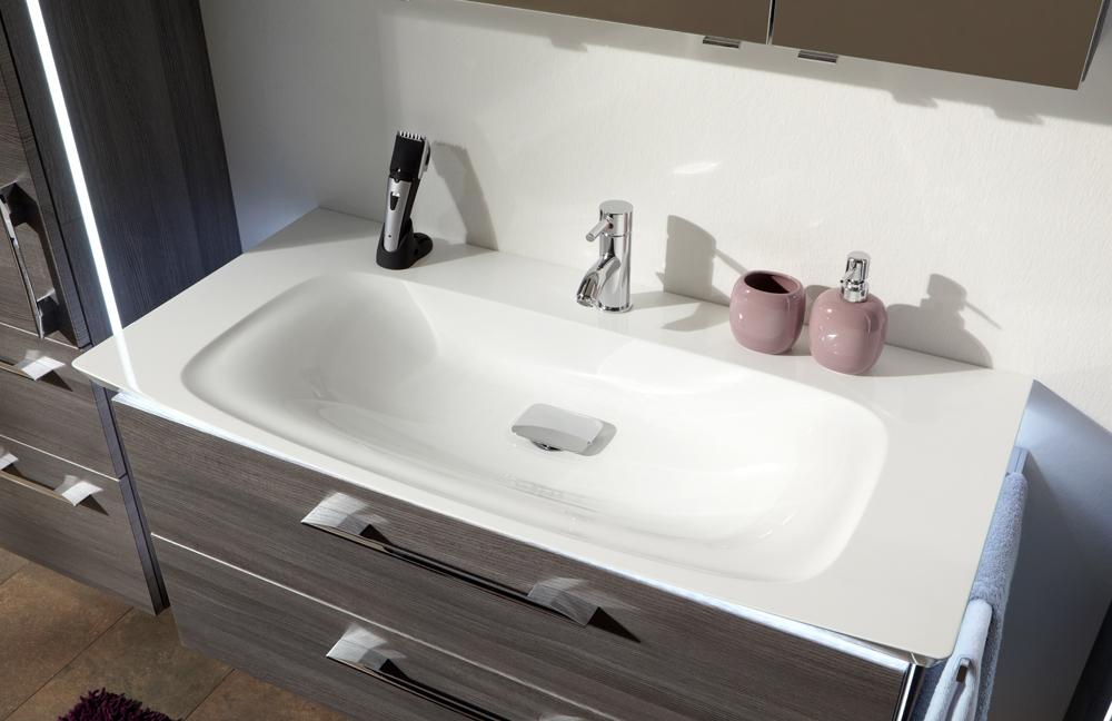 badezimmer 3170 kastanie graphit von marlin m bel letz ihr online shop. Black Bedroom Furniture Sets. Home Design Ideas