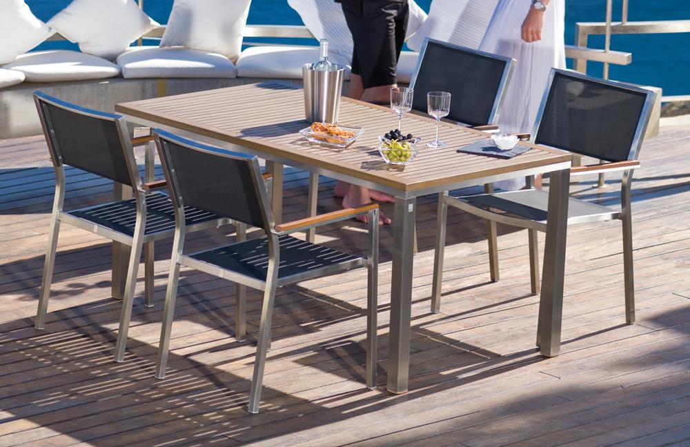 mbm objekt gartenm bel set sydney resysta burma m bel letz ihr online shop. Black Bedroom Furniture Sets. Home Design Ideas