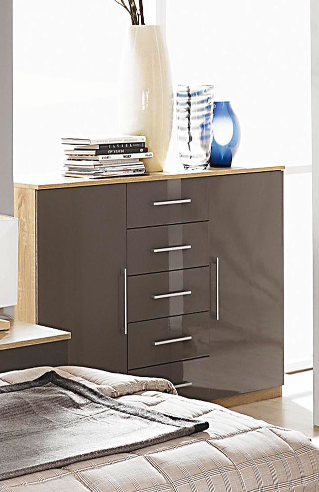 sonoma eiche lavagrau interessante ideen. Black Bedroom Furniture Sets. Home Design Ideas
