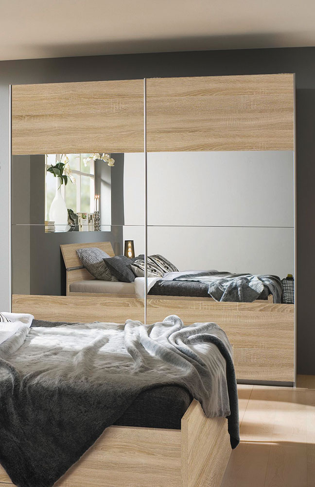 rauch apulien schlafzimmer eiche sonoma m bel letz ihr online shop. Black Bedroom Furniture Sets. Home Design Ideas