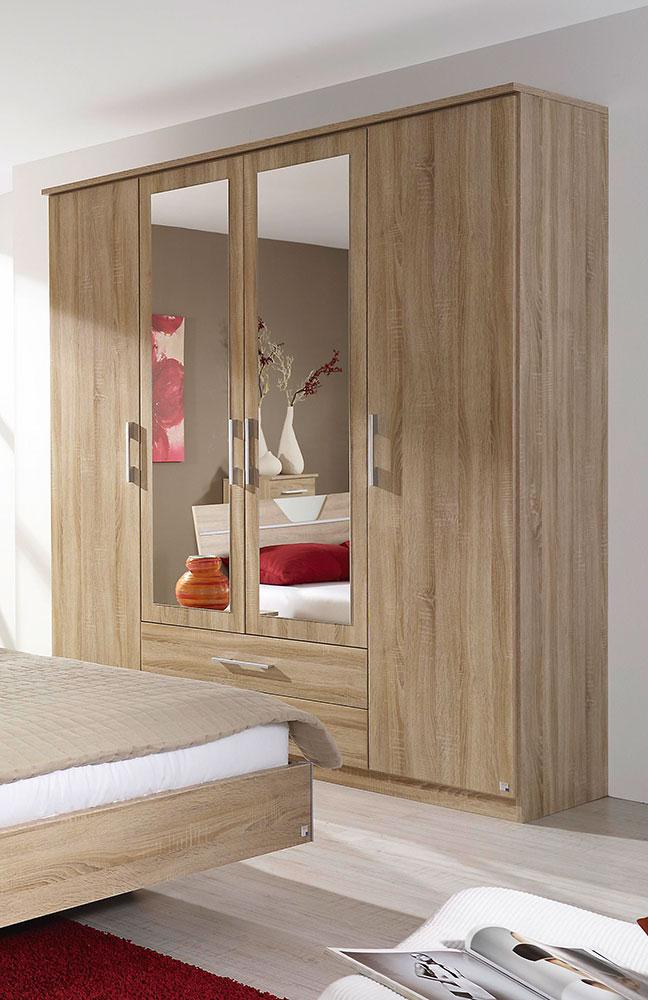 schlafzimmer valence rauch pack 39 s eiche sonoma m bel letz ihr online shop. Black Bedroom Furniture Sets. Home Design Ideas