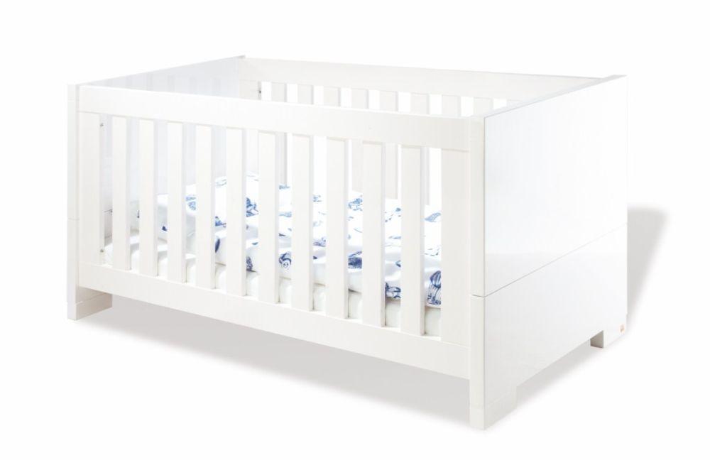 pinolino babyzimmer sky hochglanz weiß | möbel letz - ihr online-shop