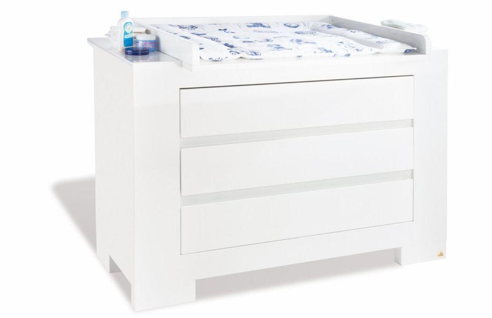 pinolino babyzimmer sky hochglanz wei m bel letz ihr. Black Bedroom Furniture Sets. Home Design Ideas