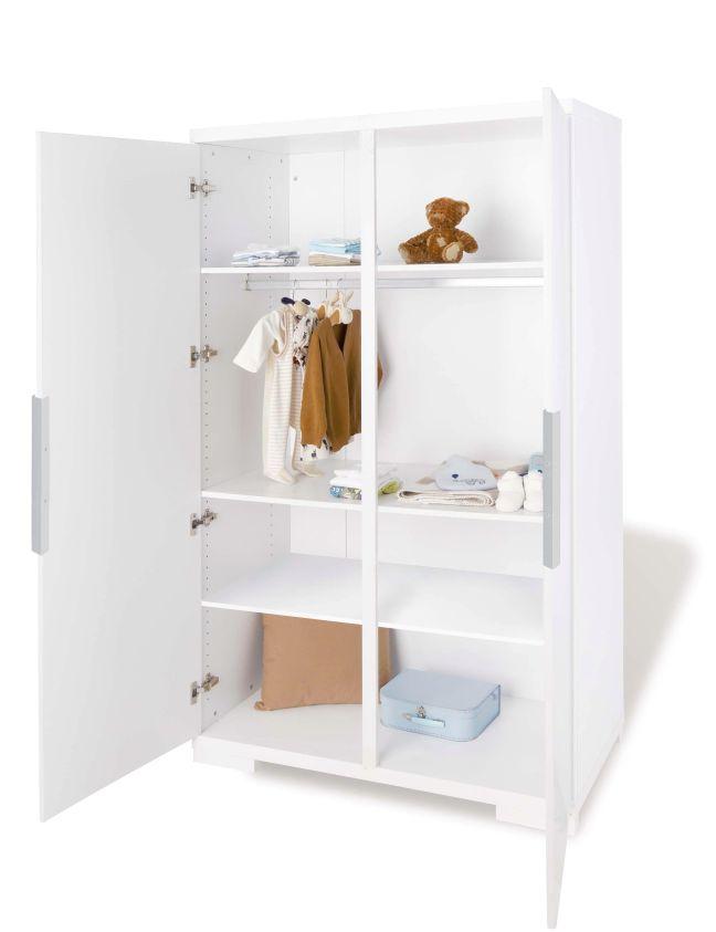pinolino polar babyzimmer weiß edelmatt | möbel letz - ihr online-shop