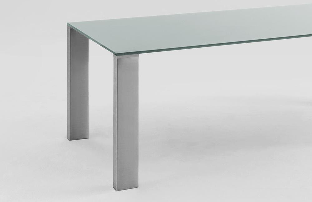 Venjakob esstisch glas optiwhite das beste aus for Wohndesign 3000