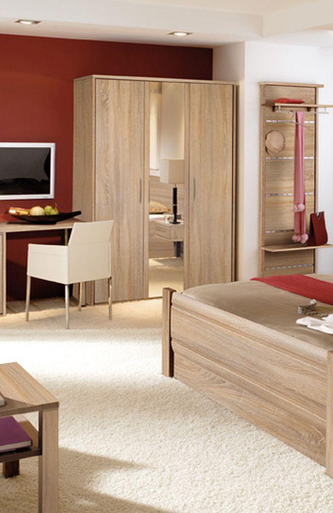 priess objektr ume schlafzimmer sonoma eiche m bel letz ihr online shop. Black Bedroom Furniture Sets. Home Design Ideas