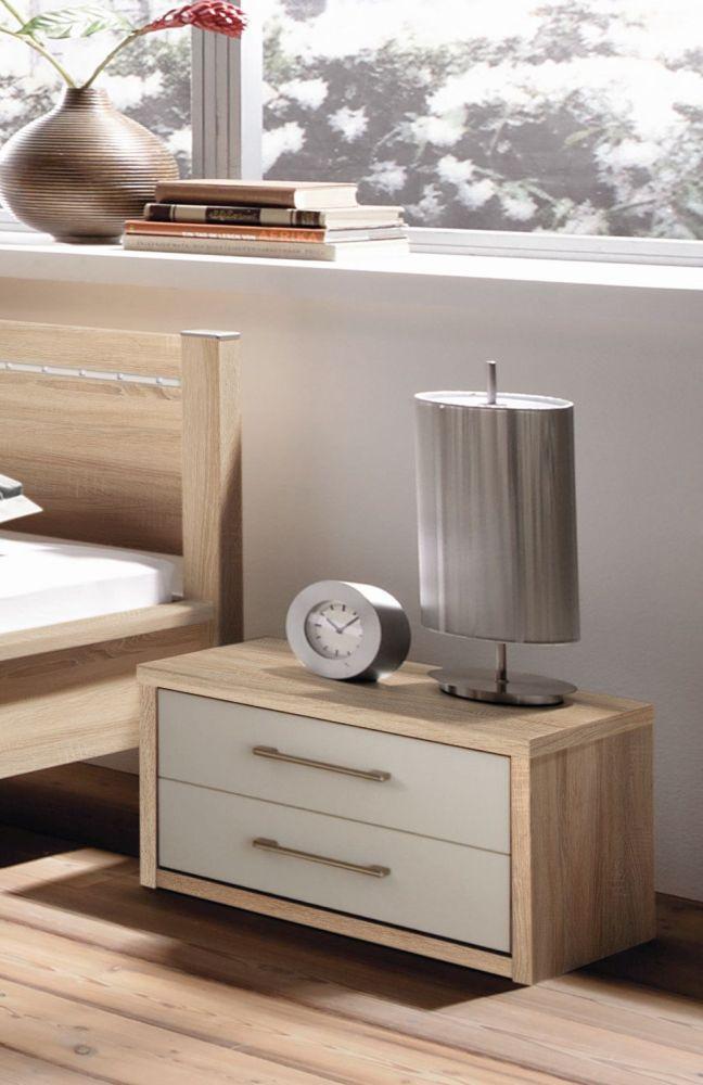 priess jugendzimmer achat sonoma eiche lichtwei m bel. Black Bedroom Furniture Sets. Home Design Ideas