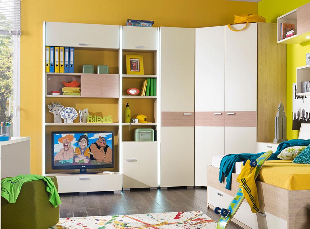 rudolf jugendzimmer ahorn creme m bel letz ihr online shop. Black Bedroom Furniture Sets. Home Design Ideas