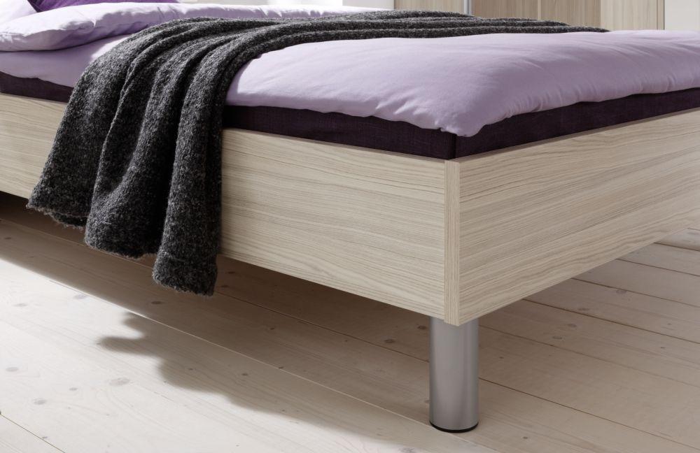 priess riva bett akazie nachbildung m bel letz ihr online shop. Black Bedroom Furniture Sets. Home Design Ideas