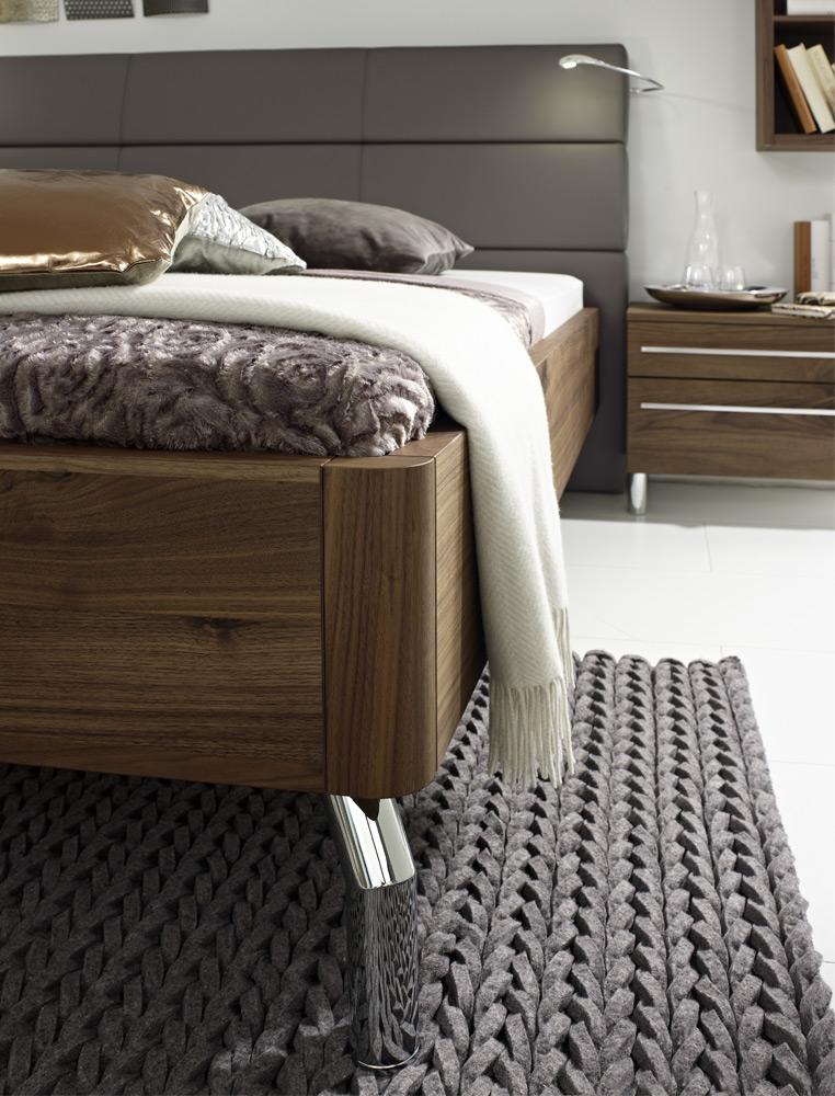 ... Cadeo Schlafzimmer By Loddenkemper Cadeo Cubanit Kernnuss M 246 Bel  Letz Ihr ...